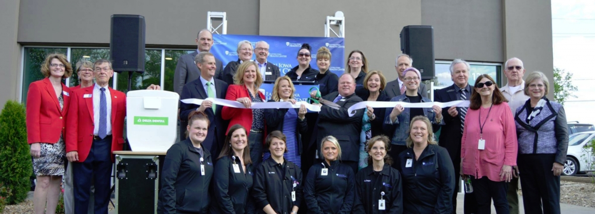 Eastern Iowa Health Center provides increased access to quality dental care with the addition of Eastern Iowa Dental Center