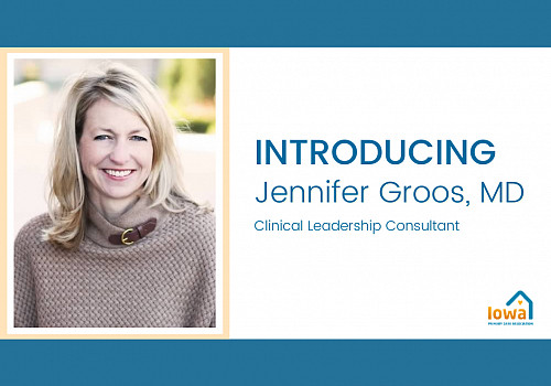 Introducing Our Clinical Leadership Consultant